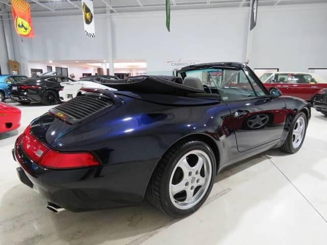 used Porsche 911 1995 vin: WP0CA2992SS340958