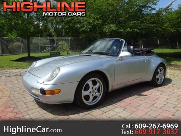 Porsche 911 1995 $43995.00 incacar.com