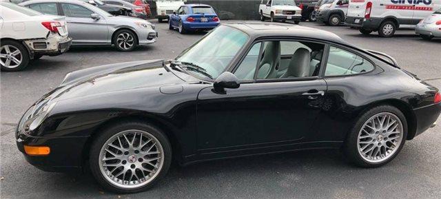 used Porsche 911 1995 vin: WP0AA2995SS320176