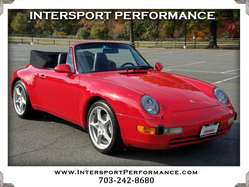 Porsche 911 1996 $53988.00 incacar.com