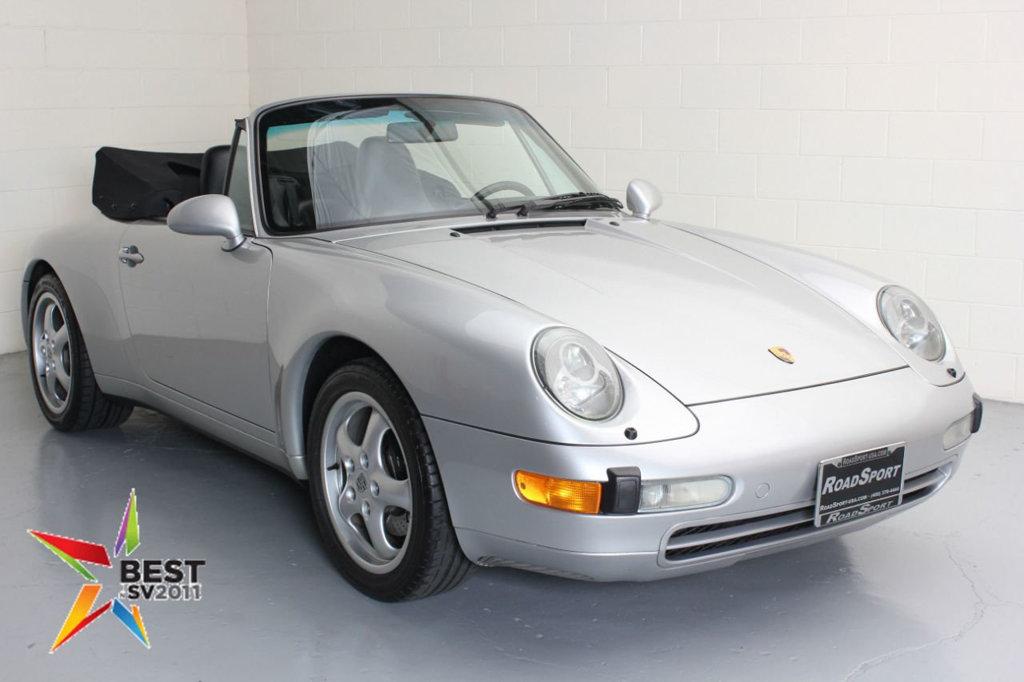 Porsche 911 1997 $53800.00 incacar.com