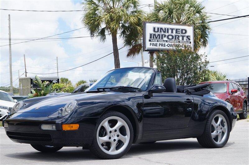 Porsche 911 1997 $49880.00 incacar.com