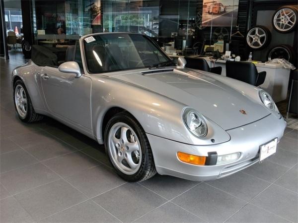 used Porsche 911 1997 vin: WP0CA299XVS342073
