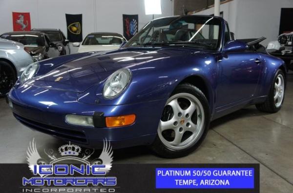 Porsche 911 1997 $74919.00 incacar.com