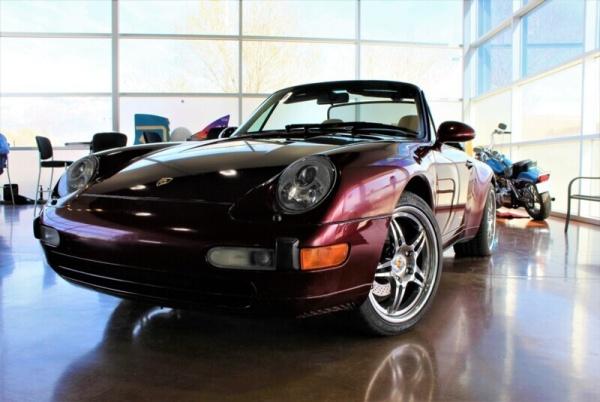 Porsche 911 1997 $59999.00 incacar.com