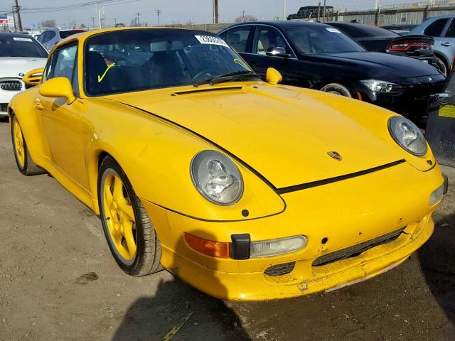 Porsche 911 1998 $49000.00 incacar.com