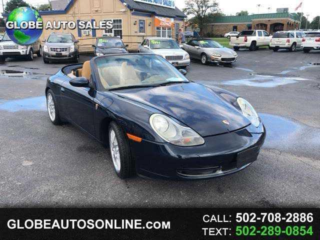 Porsche 911 1999 $17487.00 incacar.com