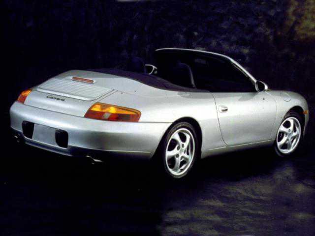Porsche 911 1999 $18230.00 incacar.com