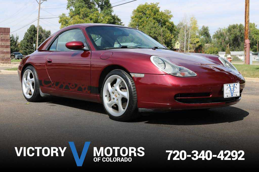Porsche 911 1999 $24999.00 incacar.com