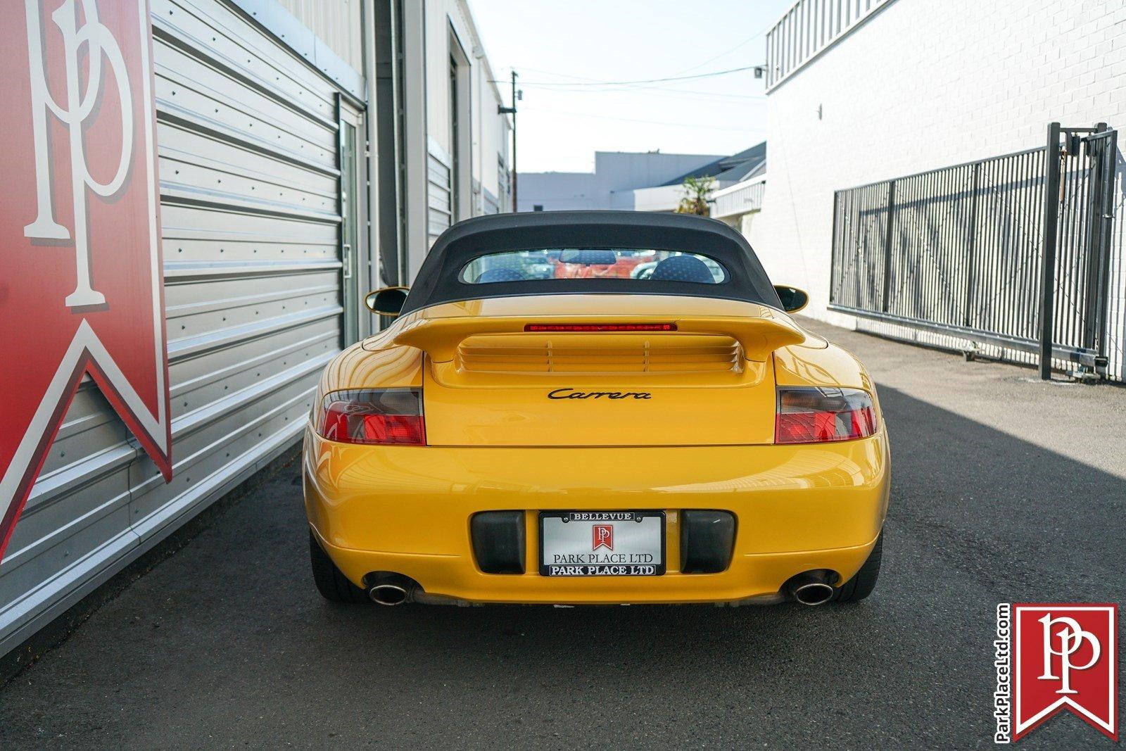 used Porsche 911 1999 vin: WP0CA2993XS652133