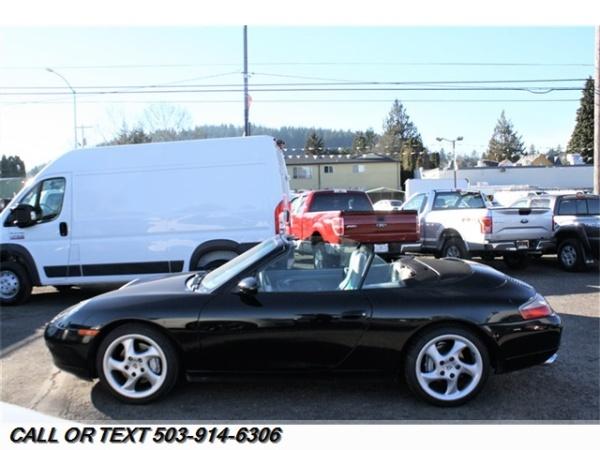 Porsche 911 2000 $15995.00 incacar.com