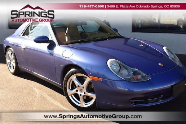Porsche 911 2000 $24999.00 incacar.com
