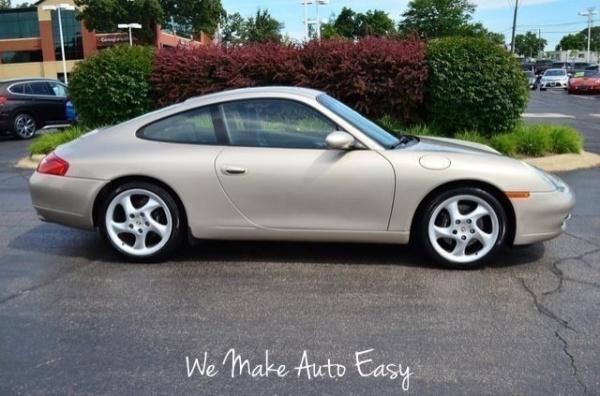Porsche 911 2000 $18000.00 incacar.com