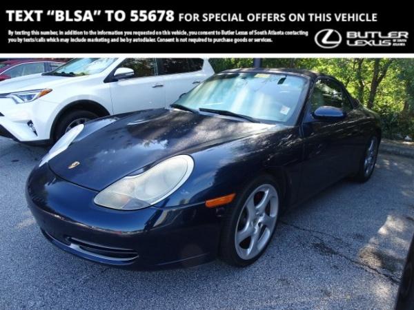 Porsche 911 2000 $12593.00 incacar.com