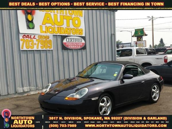 Porsche 911 2000 $15980.00 incacar.com
