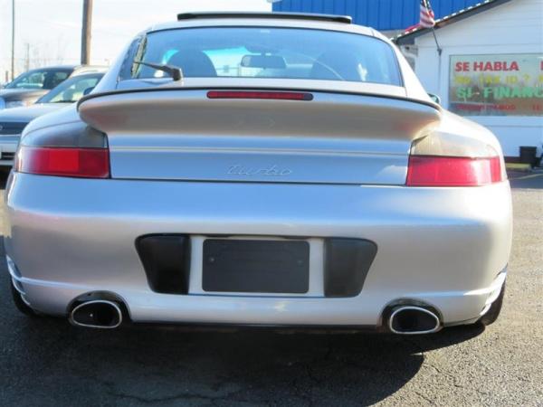 Porsche 911 2001 $37877.00 incacar.com