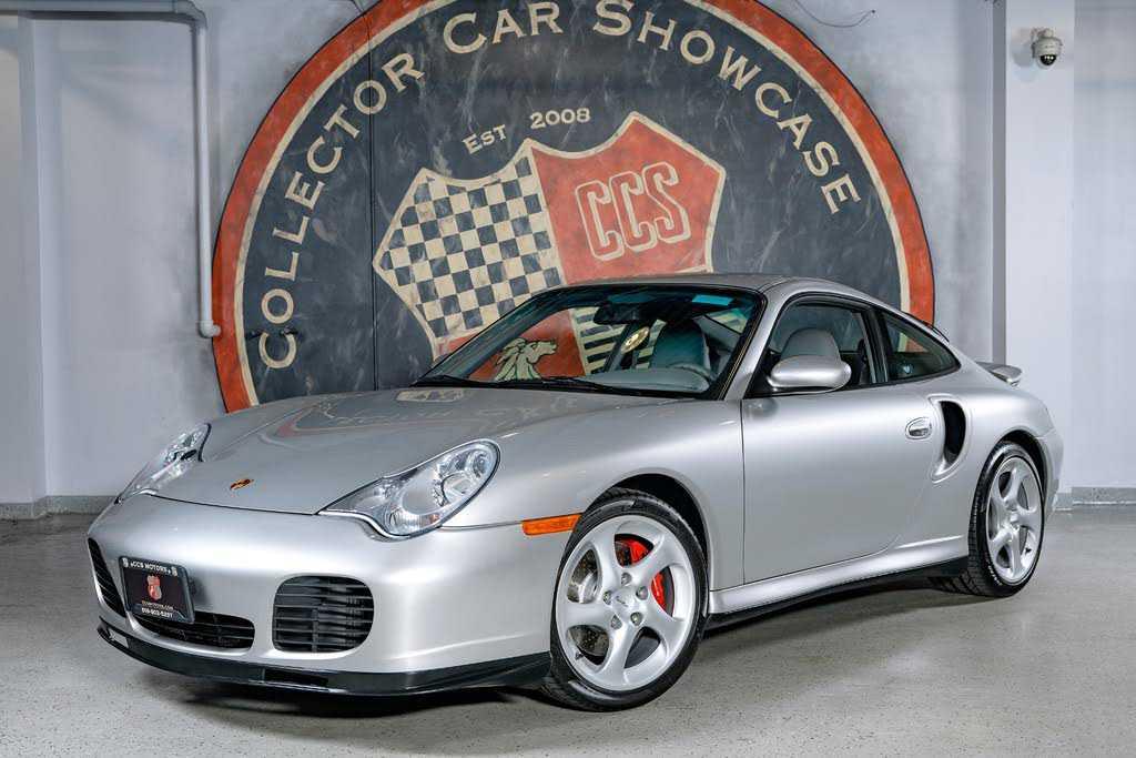 Porsche 911 2001 $59996.00 incacar.com