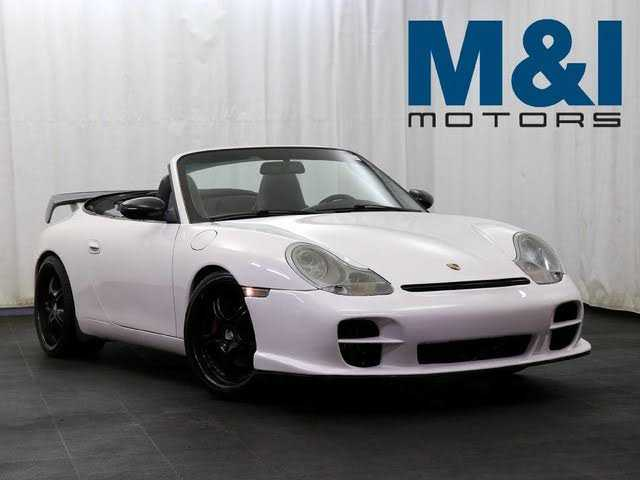 Porsche 911 2001 $18500.00 incacar.com