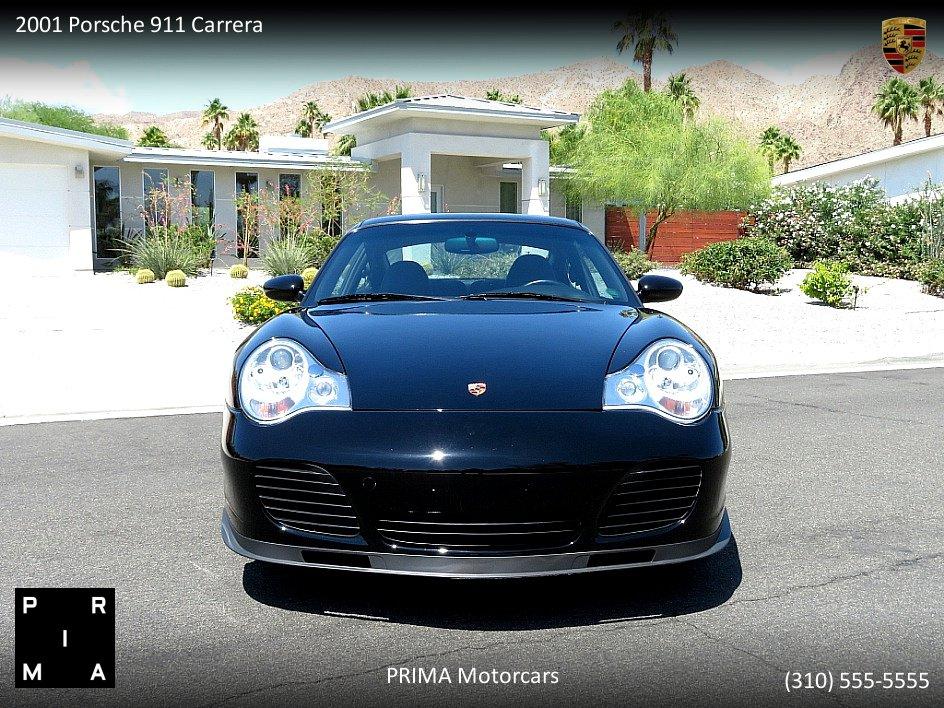 used Porsche 911 2001 vin: WP0AB29901S687563