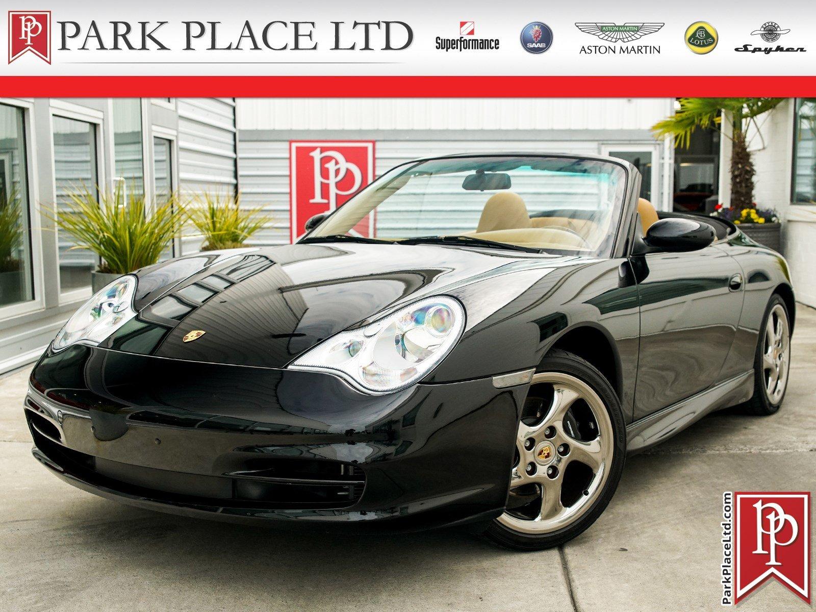 Porsche 911 2002 $32950.00 incacar.com