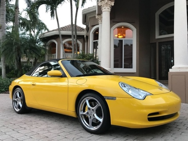 Porsche 911 2002 $28998.00 incacar.com