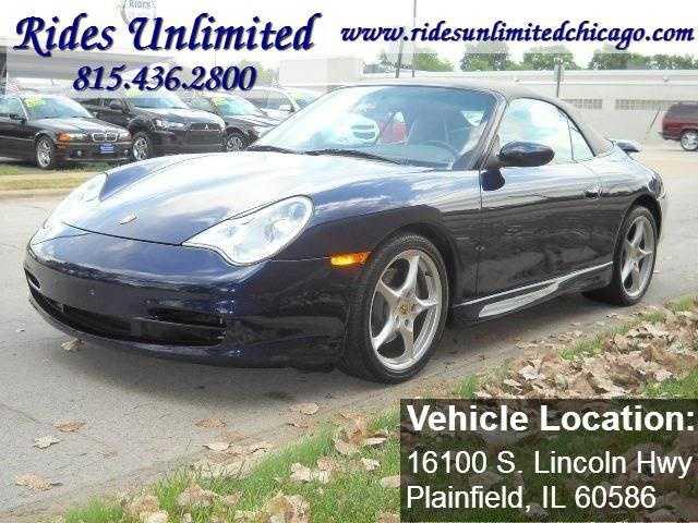 Porsche 911 2002 $24995.00 incacar.com