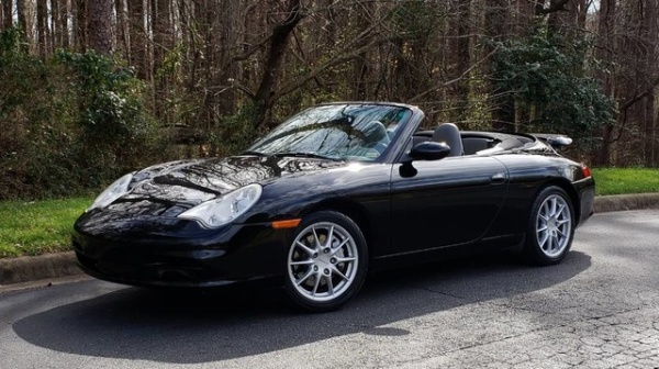 Porsche 911 2002 $22995.00 incacar.com
