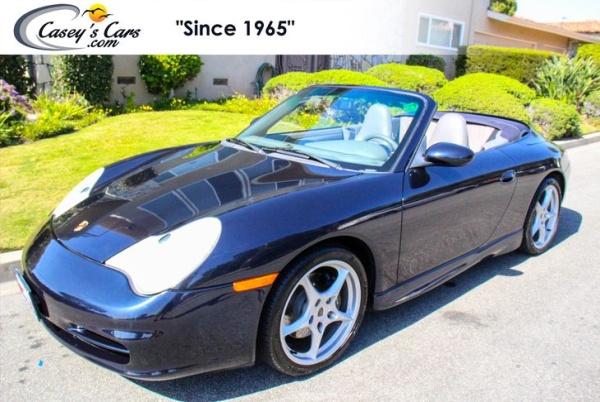 Porsche 911 2002 $25450.00 incacar.com