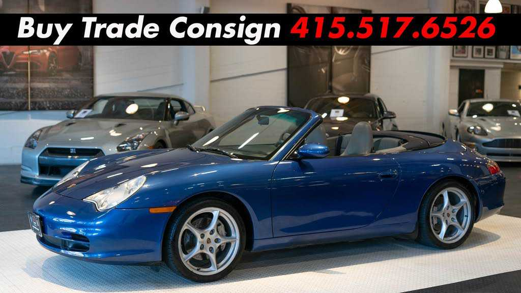 Porsche 911 2002 $29900.00 incacar.com