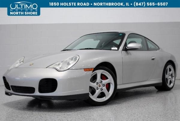 Porsche 911 2002 $26800.00 incacar.com