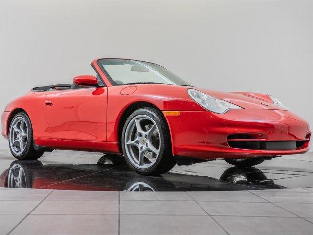 Porsche 911 2003 $26498.00 incacar.com