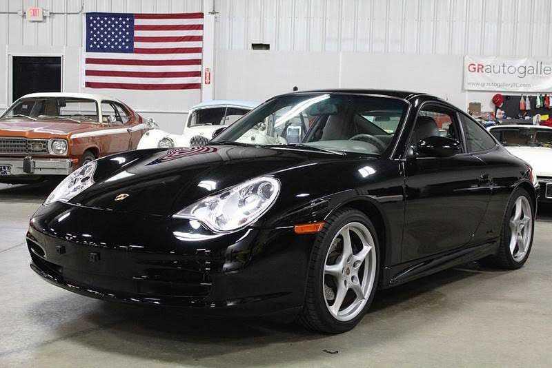 Porsche 911 2003 $33900.00 incacar.com