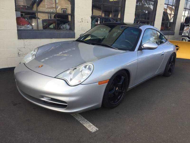 Porsche 911 2003 $26288.00 incacar.com
