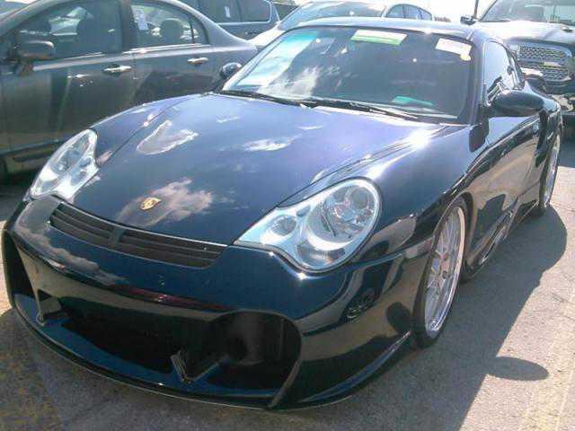 used Porsche 911 2003 vin: WP0AB29993S687046