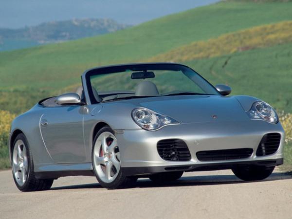 Porsche 911 2004 $33985.00 incacar.com