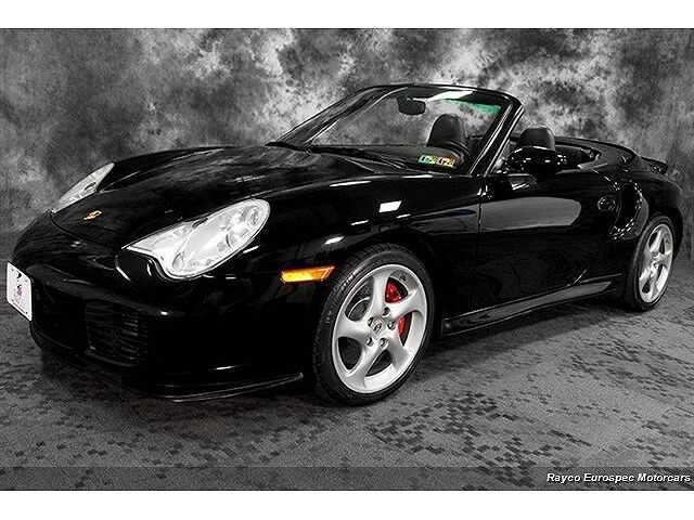 used Porsche 911 2004 vin: WP0CB29904S675667