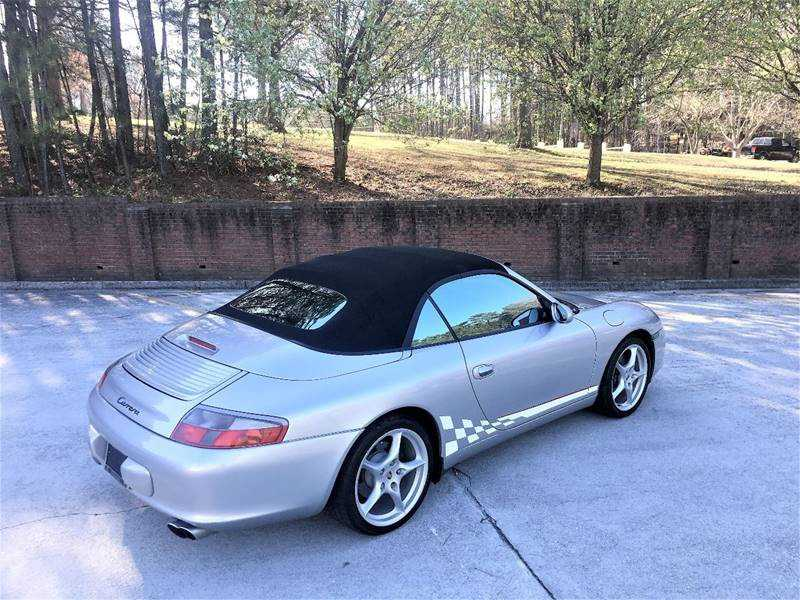 Porsche 911 2004 $27300.00 incacar.com