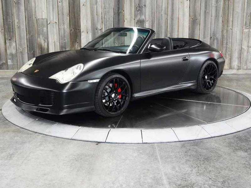 Porsche 911 2004 $29900.00 incacar.com