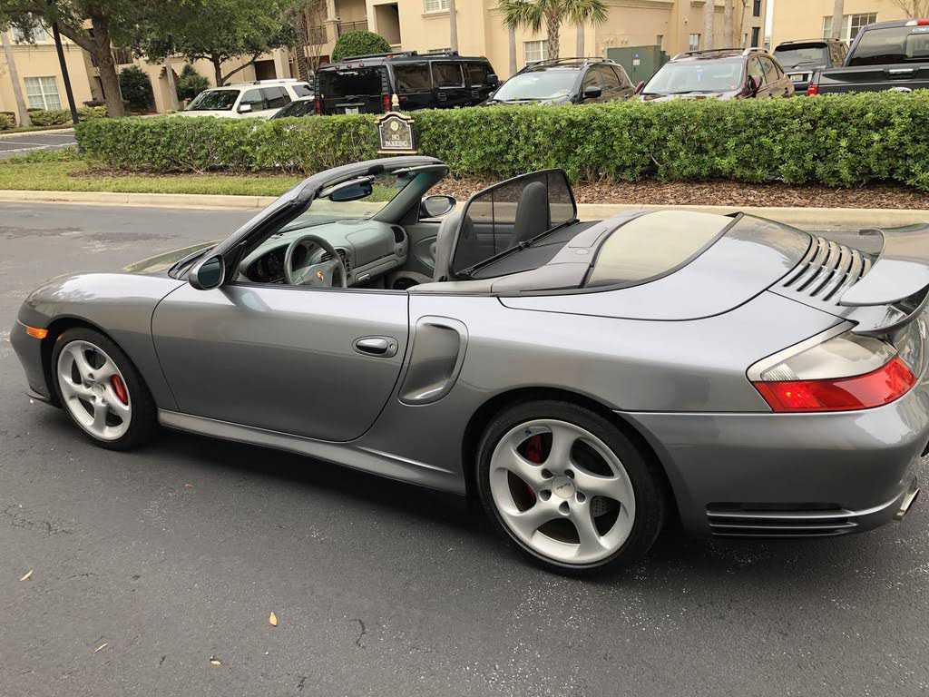 Porsche 911 2004 $53900.00 incacar.com