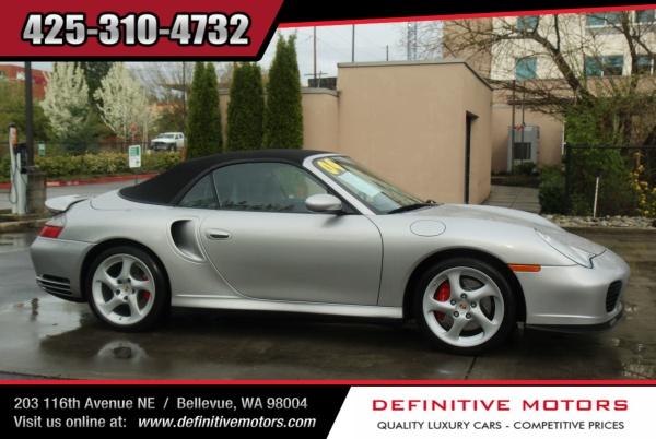 Porsche 911 2004 $49988.00 incacar.com