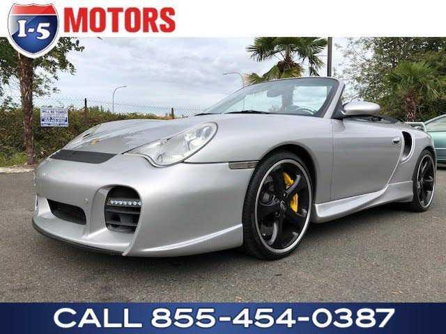 Porsche 911 2004 $53891.00 incacar.com