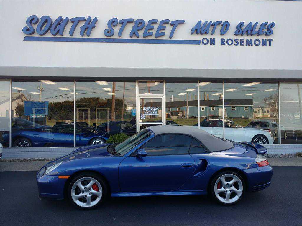 Porsche 911 2004 $62990.00 incacar.com
