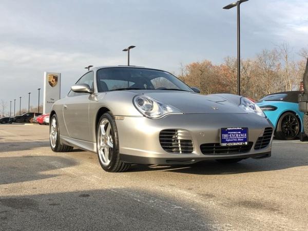 Porsche 911 2004 $41995.00 incacar.com