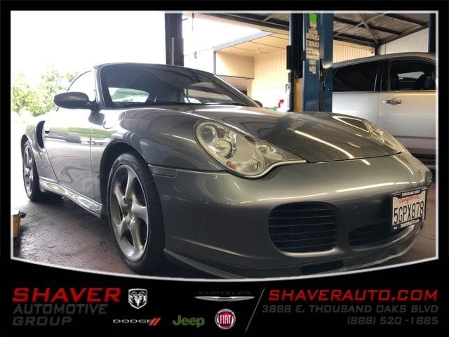 Porsche 911 2004 $44990.00 incacar.com
