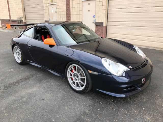 Porsche 911 2004 $51900.00 incacar.com