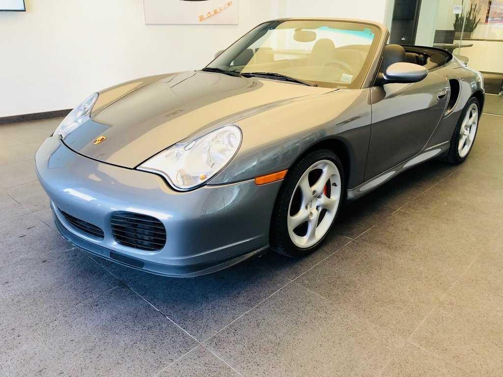 Porsche 911 2004 $53800.00 incacar.com