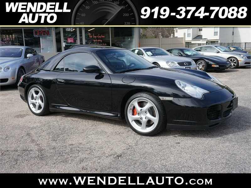 Porsche 911 2004 $37500.00 incacar.com
