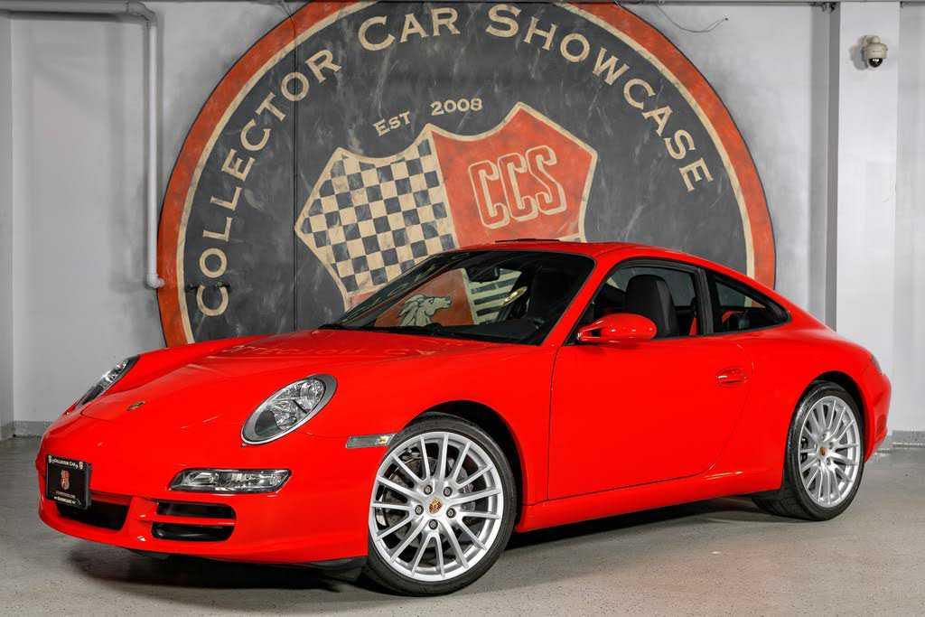 Porsche 911 2005 $49997.00 incacar.com