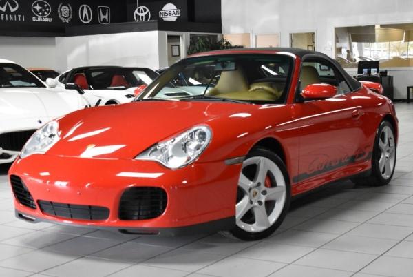 used Porsche 911 2005 vin: WP0CA29955S650199