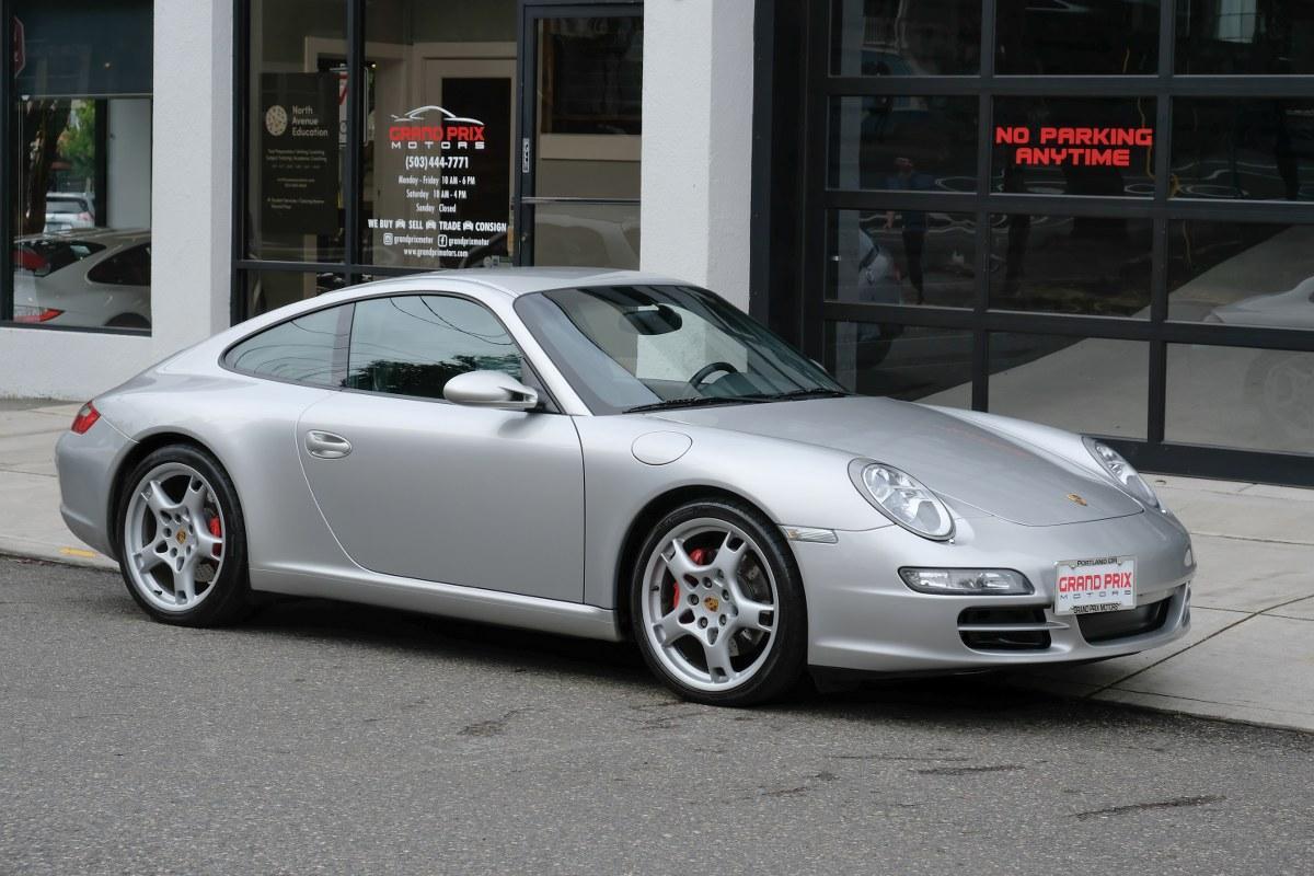 used Porsche 911 2005 vin: WP0AB29935S741203